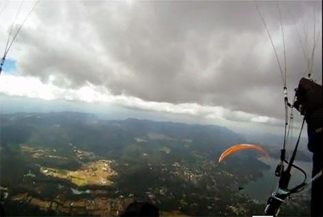 Det tråkkes speed. Monarca Paragliding Open © Lars Tore Strand